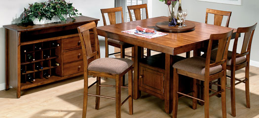 Jofran Inc Dining Room & Occasional Furniture