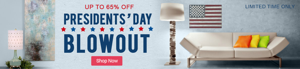 Presidents Day Blowout Sale