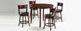 cunter height sets,dining set,dining room set,dining furniture