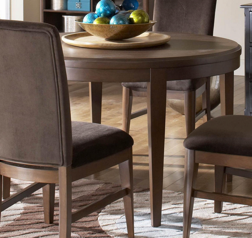 homelegance beaumont 5 piece 48 inch round dining room set