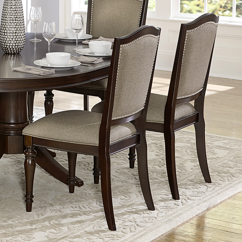 homelegance marston 10 piece 76x42 extension dining room