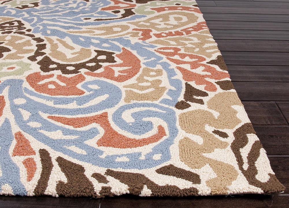 Jaipur Rugs Abstract Pattern Multi Color Indoor and