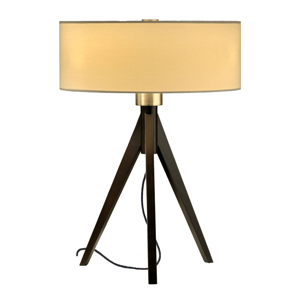 NOVA Lighting Tripod Table Lamp - eFurniture Mart