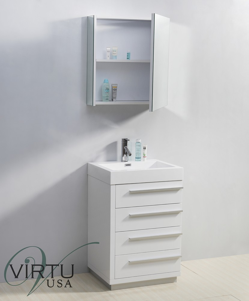 27 Fantastic Bathroom Vanities White 24 Inch | eyagci.com