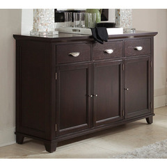 Buy A-America Furniture Montreal 56x18 Server in Rich Cognac on sale online