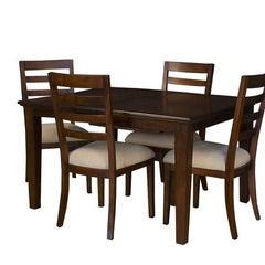 Buy A-America Furniture Westlake 52x42 Butterfly Leaf Dining Table in Cherry Brown on sale online