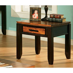 Buy Steve Silver Abaco 24 Inch Square End Table in Acacia on sale online