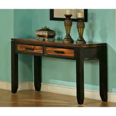 Buy Steve Silver Abaco 50x18 Sofa Table in Acacia on sale online