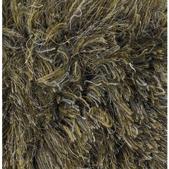 Buy Chandra Rugs Acron Hand-Woven Shag Brown Rug - ACR21900 on sale online