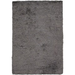 Buy Chandra Rugs Acron Hand-Woven Shag Grey Rug - ACR21902 on sale online