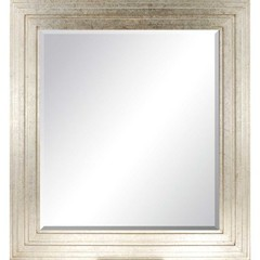 Buy Paragon Aged Silver Nouvelle 43x47 Mirror  on sale online