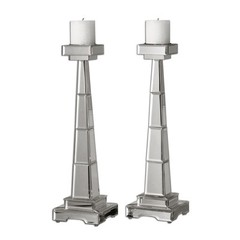 Buy Uttermost Alanna Candleholders (Set of 2) on sale online