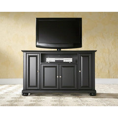 Buy Crosley Furniture Alexandria 48 Inch TV Stand in Black on sale online