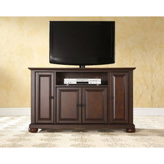 Buy Crosley Furniture Alexandria 48x18 TV Stand in Vintage Mahogany on sale online