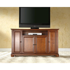 Buy Crosley Furniture Alexandria 60x18 TV Stand in Classic Cherry on sale online