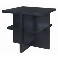 Buy Allan Copley Designs Samantha 25x25 Square End Table in Espresso on sale online