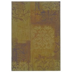Buy Oriental Weavers Sphinx Allure Casual Brown Rug - ALL-060B1 on sale online