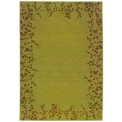 Buy Oriental Weavers Sphinx Allure Casual Green Rug - ALL-004E1 on sale online