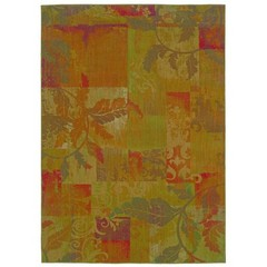 Buy Oriental Weavers Sphinx Allure Casual Green Rug - ALL-059A1 on sale online