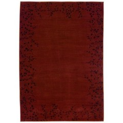 Buy Oriental Weavers Sphinx Allure Casual Red Rug - ALL-004C1 on sale online