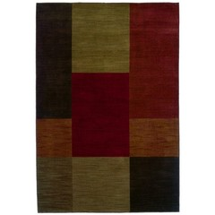 Buy Oriental Weavers Sphinx Allure Casual Red Rug - ALL-015A1 on sale online
