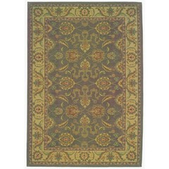 Buy Oriental Weavers Sphinx Allure Traditional Brown Rug - ALL-012B1 on sale online