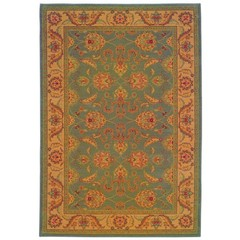 Buy Oriental Weavers Sphinx Allure Traditional Green Rug - ALL-012E1 on sale online