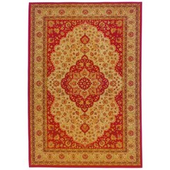 Buy Oriental Weavers Sphinx Allure Traditional Red Rug - ALL-011D1 on sale online