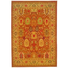 Buy Oriental Weavers Sphinx Allure Traditional Rust Rug - ALL-006F1 on sale online