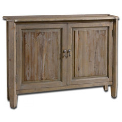 Buy Uttermost Altair Console Cabinet on sale online