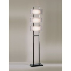 Buy NOVA Lighting Amarillo Silver Accent Floor Lamp on sale online