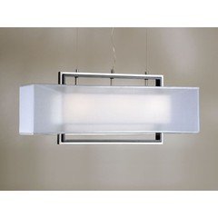 Buy NOVA Lighting Amarillo Silver Large Pendant on sale online
