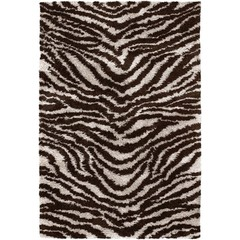 Buy Chandra Rugs Amazon Hand-Woven Contemporary Brown Rug - AMA5604 on sale online