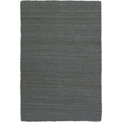 Buy Chandra Rugs Amela Hand-Woven Transitional Blue Rug - AME7703 on sale online