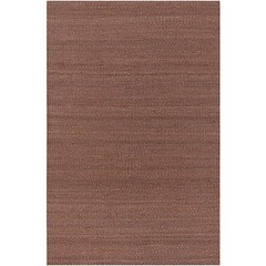 Buy Chandra Rugs Amela Hand-Woven Transitional Burgundy Rug - AME7701 on sale online