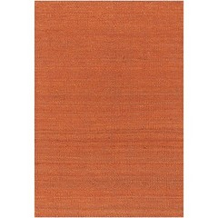 Buy Chandra Rugs Amela Hand-Woven Transitional Orange Rug - AME7700 on sale online