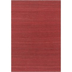 Buy Chandra Rugs Amela Hand-Woven Transitional Red Rug - AME7704 on sale online