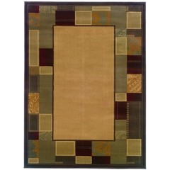 Buy Oriental Weavers Sphinx Amelia Casual Beige Rug - AME-6993Y on sale online