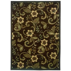Buy Oriental Weavers Sphinx Amelia Casual Brown Rug - AME-2260B on sale online