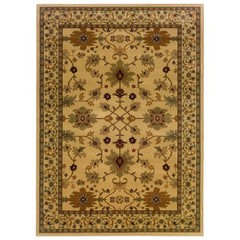 Buy Oriental Weavers Sphinx Amelia Traditional Ivory Rug - AME-568J6 on sale online