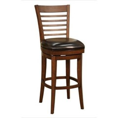 Buy American Heritage Baxter 26 Inch Counter Height Stool in Mocha on sale online