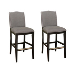 Buy American Heritage Chase 30 Inch Bar Stool in Black on sale online