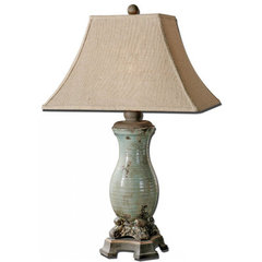 Buy Uttermost Andelle 32 Inch Table Lamp on sale online