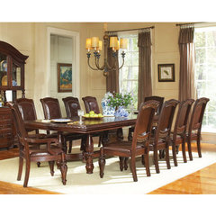 Buy Steve Silver Antoinette 11 Piece 96x48 Dining Room Set on sale online