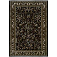 Buy Oriental Weavers Sphinx Ariana Traditional Black Rug - ARI-213K8 on sale online