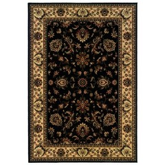 Buy Oriental Weavers Sphinx Ariana Traditional Black Rug - ARI-311K3 on sale online