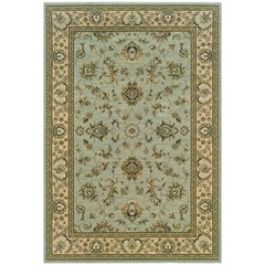 Buy Ariana Traditional Blue Rug - ARI-2153B on sale online