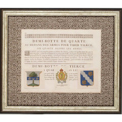 Buy Paragon Armes and Crests I Framed Wall Art (Set of 2) on sale online