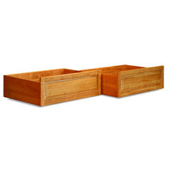 Buy Atlantic Furniture Queen/King Raised Panel Drawers in Natural Maple on sale online