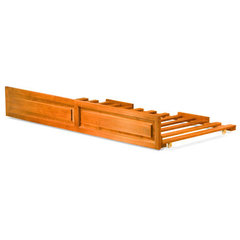 Buy Atlantic Furniture Twin Raised Panel Trundle in Caramel Latte on sale online